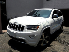 Jeep Grand Cherokee 5.7 Summit 4x4 Mt