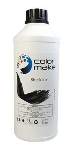 Imagen 1 de 1 de Tinta Compatible Epson Dye Color Make 1 Litro