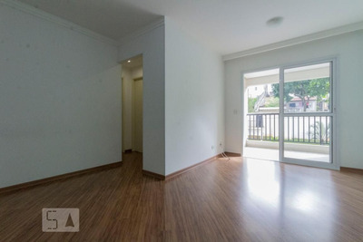 Apartamento No 2º Andar Com 2 Dormitórios E 1 Garagem - Id: 892908396 - 208396