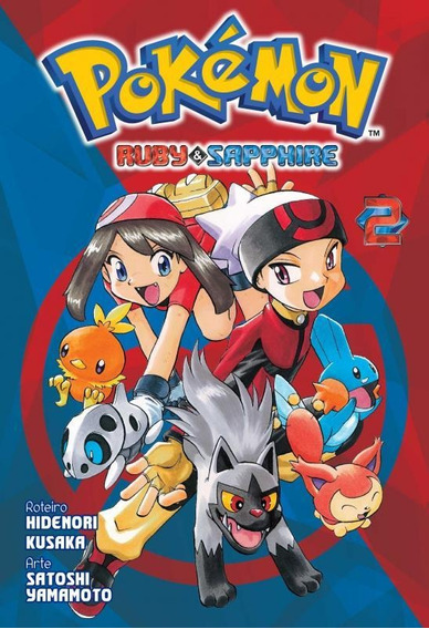 Pokemon Ruby E Sapphire - Vol 02