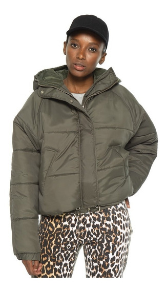 Campera Blade Capucha Impermeable Microfibra Mujer Complot