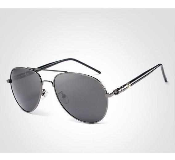 Novo Óculos De Sol Hdcrafter Aviador Original