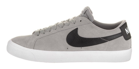 Tenis Nike Sb Blazer Zoom Low Dust Black 9522 Original