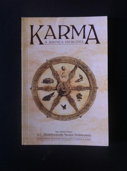 Livro - Karma A Justiça Infalível