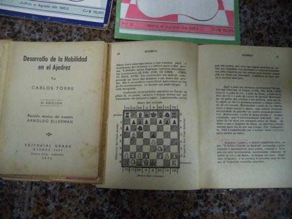 Lote De Livros De Xadrez/jogo Xadrez/estudo/partidas