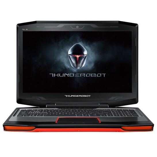Notebook Gamer Thunderrobot I7-6700hq 16g 128gssd+1t Gtx960m