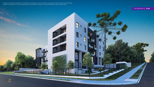 Apartamento A Venda No Bairro Campo Comprido Em Curitiba - - Ap-1565-1