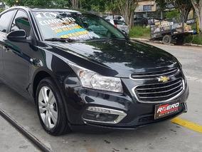 Chevrolet Cruze Ltz 2016 Completo Automático Top De Linha