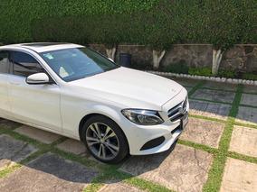 Mercedes-benz Clase C 2.0 200 Cgi Sport At 2017