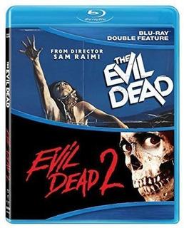 The Evil Dead + Evil Dead 2 El Despertar Del Diablo Blu Ray