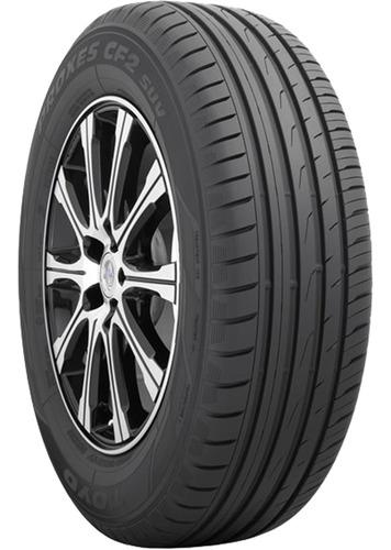 Cubierta 195/60 R15 Toyo Cf2  Balanceada Neumático