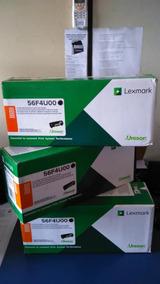 Toner Lexmark 56f4u00 Preto 25.000pg Original Lacrado