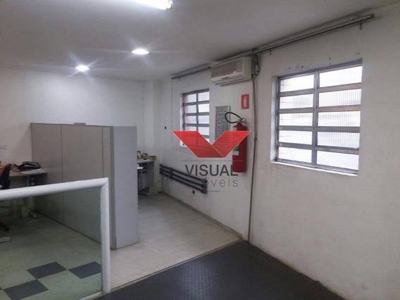 Galpao Ipiranga Locação Ou Venda - Ga0003