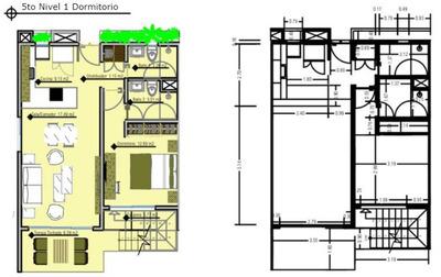 Apartamento 1hab 2baños En Cana Rock