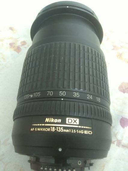 Lente Nikon Dx Af-s 18-135mm Ed