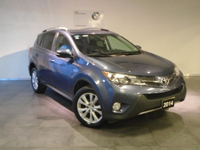 Toyota Rav4 2.5 Ltd Plinum L4/ At Mod 2014