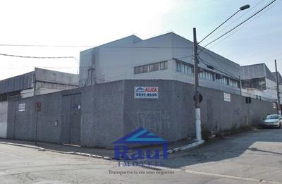 Locação Galpão - Socorro, São Paulo-sp - 3153-2