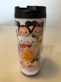 Copo / Garrafa Disney Tsum Tsum - Geek / Gamer