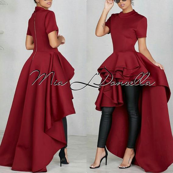 Blusa Vestido Morgana