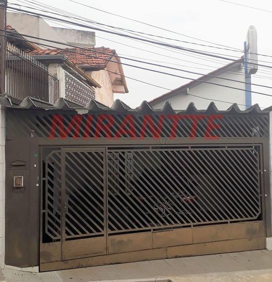 Casa Terrea Em Vila Isolina Mazzei - São Paulo, Sp - 312058