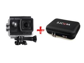 Câmera Sjcam Sj4000 Wifi Full Hd 12mp 1080p 2 Pol + Case