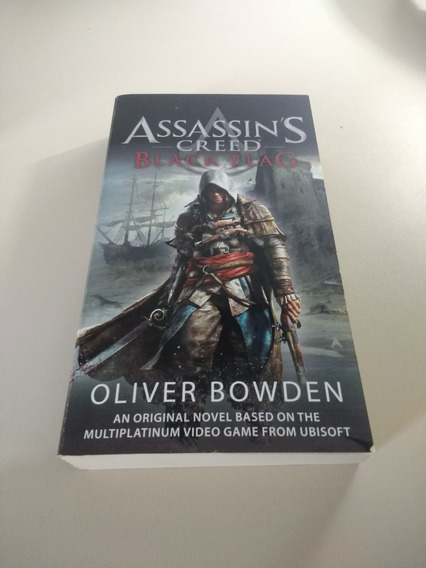Livro - Assassins Creed: Black Flag (pocket)
