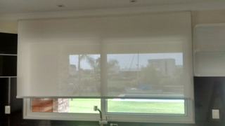 Super Ofertas En Cortinas Roller Screen 5%.