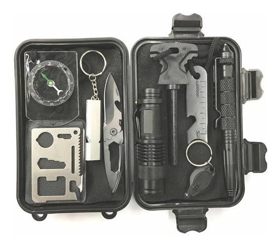 Emergência Sobrevivência Kit De Primeiros Socorros Equipamen