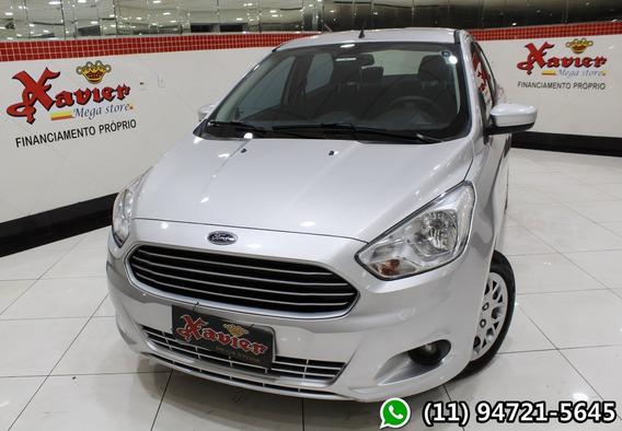 Ford Ka Se 1.5 Prata 2018 Financiamento Próprio 1746