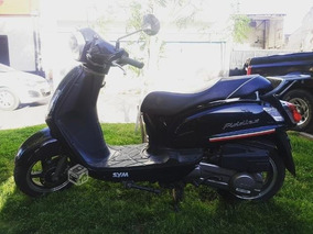 Moto Scooter Sym