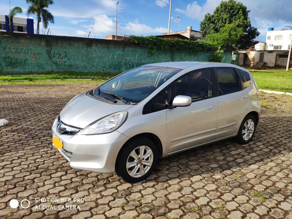 Honda Fit 1.4 Lx Flex 5p 2013
