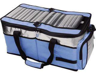 Bolsa Térmica Cooler 48 Litros Divisória 64 Latas 3623 - Mor