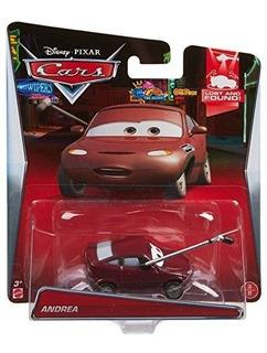 Auto Cars Andrea Disney Pixar Coleccion Rdf1