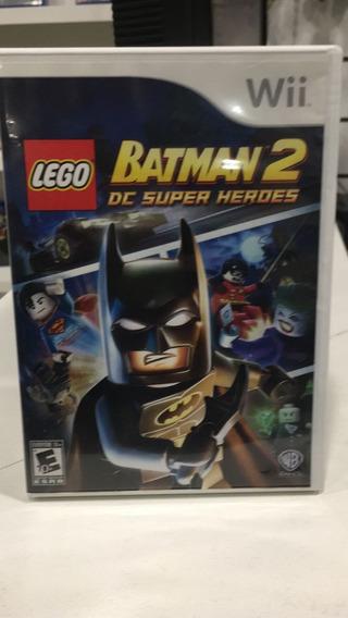Lego Batman 2 Nintendo Wii