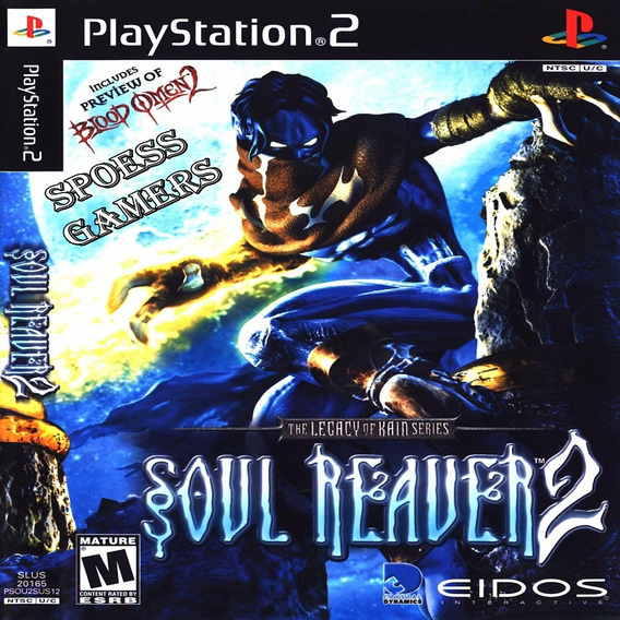 Soul Reaver 2 Ps2 Legacy Of Kain Patch .