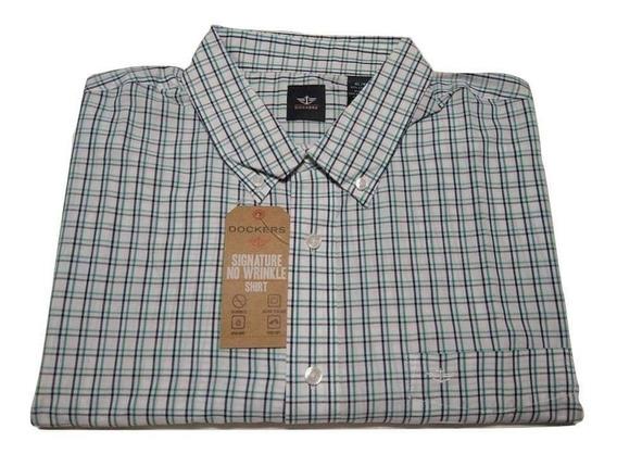 Camisa Dockers Xl Manga Larga