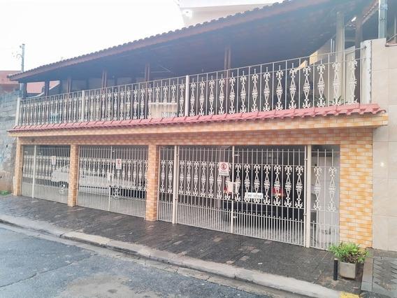 Sobrado À Venda, 4 Quartos, 3 Vagas, Jardim Bom Clima - Guarulhos/sp - 1547