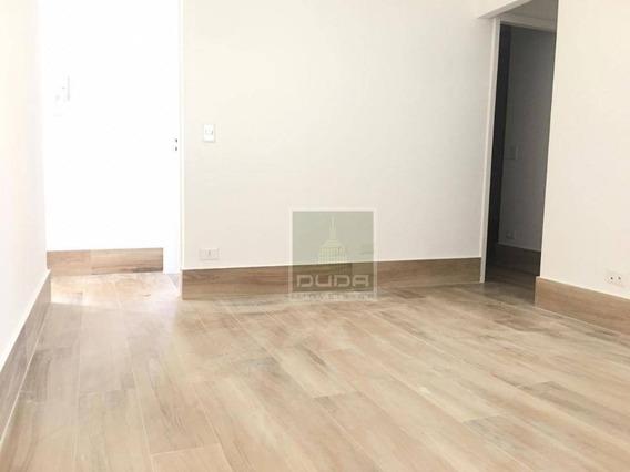 Apartamento Com 2 Dormitórios Para Alugar, 90 M² Por R$ 3.500/mês - Pinheiros - São Paulo/sp - Ap4891