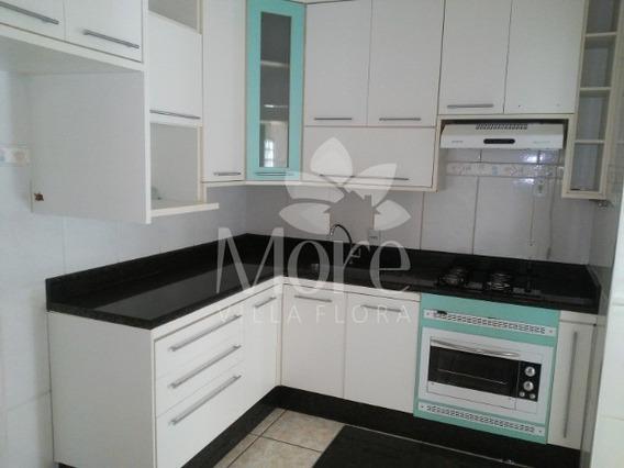 Locação Ou Venda Casa Modelo Mariana De Canto, 3 Quartos, Bem Localizado Em Condomínio No Villa Flora Sumaré/sp - Ca00741 - 34438214