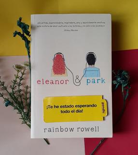 Libro Eleanor Y Park De Rainbow Rowell + Separador De Regalo
