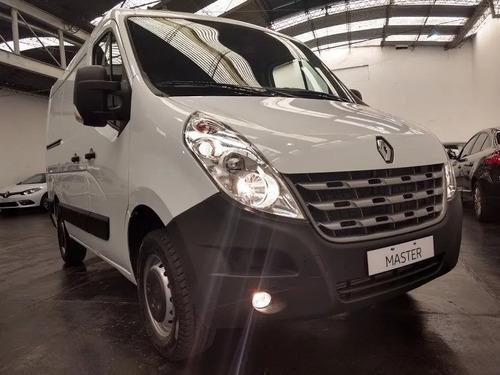 Renault Master Furgon Corto L1h1 0km Disponible 2021 (ga)