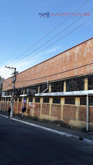 Galpão Industrial Para Venda E Locação, Jardim Vila Formosa, São Paulo. - Ga0032
