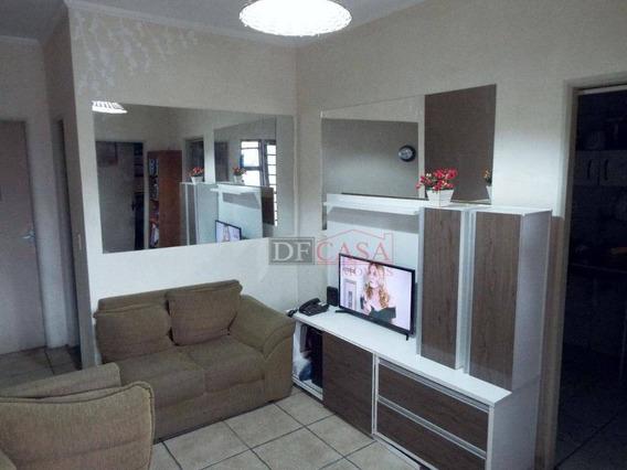 Casa Residencial À Venda; Parque Dourado; Ferraz De Vasconcelos; 2 Dorm; 2 Vagas - Ca0379