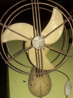 Ventilador De Mesa Antigüo