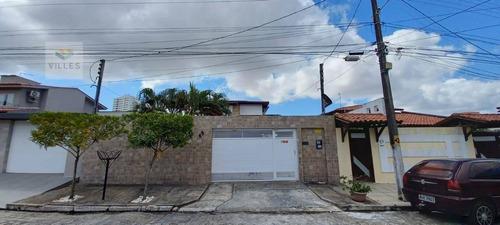 Casa Com 4 Dormitórios À Venda, 209 M² Por R$ 750.000,00 - Antares - Maceió/al - Ca0199