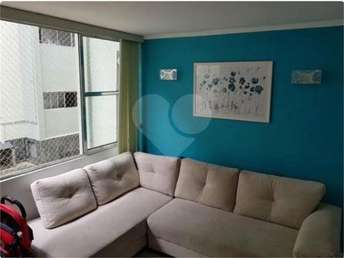 Condomínio Residencial Em Localização Privilegiada, Apartamento Com:02 Dormitórios - 373-im442501