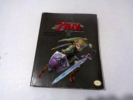 Guia The Legend Of Zelda Twilight Princess Versão Game Cube