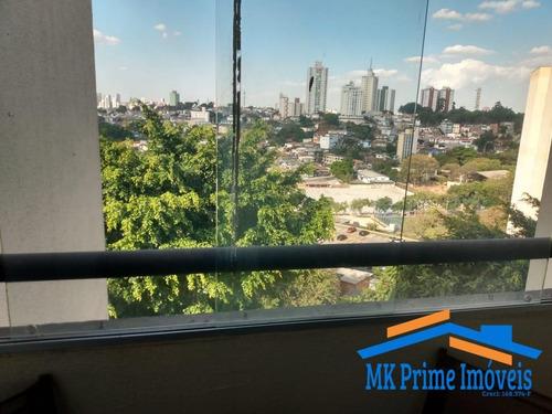 Imagem 1 de 15 de Apartamento No Portal Do Butantã Jaguaré 90 M² - 1375