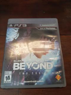 Beyond Two Souls Ps3 Usado