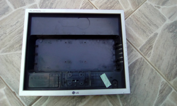 Carcaça Moldura Monitor LG Flatron Modelo: L1753t